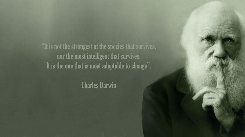 Darwin - természetes kiválasztódás
